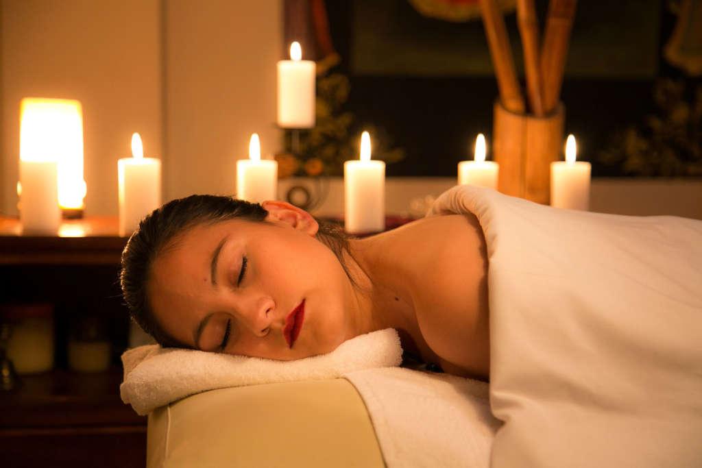 Massage at The Bove Spa